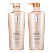 PREMIUM SLEEK Shine Repair Shampoo/Conditioner (Rich Moist)    / STEPHEN KNOLL