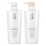 PREMIUM SLEEK Shine Repair Shampoo/Conditioner(Silky Smooth) / STEPHEN KNOLL