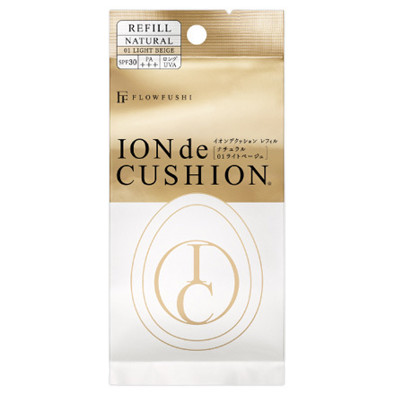 Ion De Cushion 气垫粉底 / FLOW FUSHI