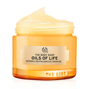 OILS OF LIFE 啫喱眼霜 / THE BODY SHOP | 美体小铺
