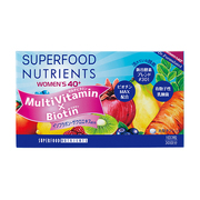 SUPERFOOD NUTRIENTS WOMEN'S 40+女性保健品