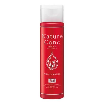 Nature Conc 药用去角质洁面化妆水 / Naris Up Cosmetics