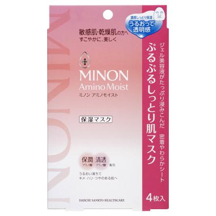 Minon 蜜浓 氨基酸保湿面膜 Cosme