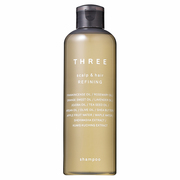 Scalp & Hair Refining Shampoo/Conditioner / THREE